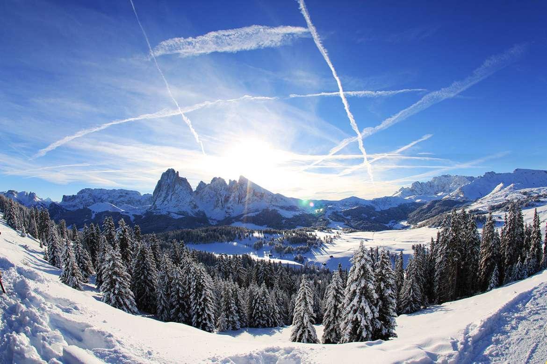 Giornate Di Sci In Val Gardena Sulle Dolomiti Altoatesine